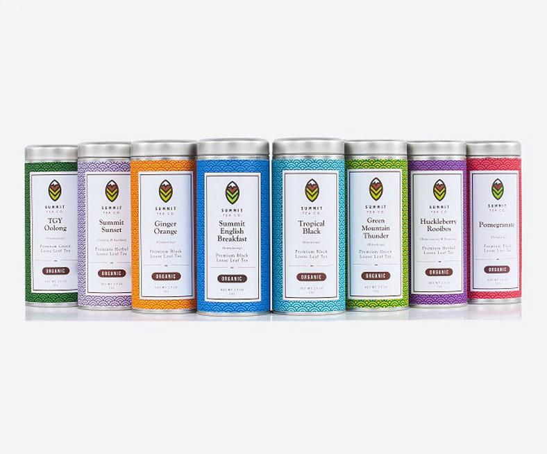 Organic Tins