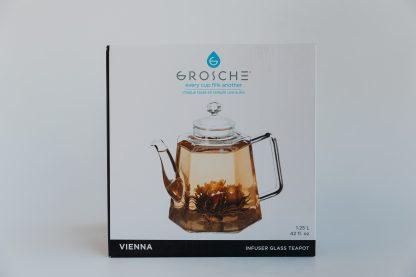 Vienna Glass Teapot